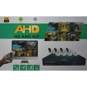 Kit 4 Camere -6356AHD-4